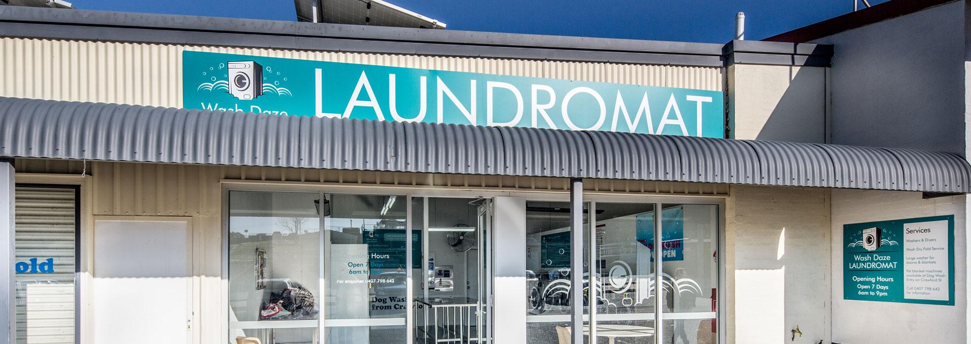 Wash Daze Laundromat